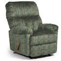 Best Home Furnishings Ares Ares Rocker Recliner - Item Number: 1050746803-27625