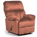 Best Home Furnishings Ares Ares Rocker Recliner - Item Number: 1050746803-28068