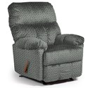 Best Home Furnishings Ares Ares Rocker Recliner - Item Number: 1050746803-28453
