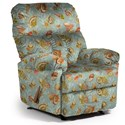 Best Home Furnishings Ares Ares Rocker Recliner - Item Number: 1050746803-33342