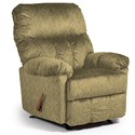 Best Home Furnishings Ares Ares Rocker Recliner - Item Number: 1050746803-34095