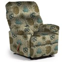 Best Home Furnishings Ares Ares Rocker Recliner - Item Number: 1050746803-34612