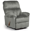 Best Home Furnishings Ares Ares Rocker Recliner - Item Number: 1050746803-35259