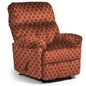 Best Home Furnishings Ares Ares Power Rocker Recliner - Item Number: 2MP37-1-28424