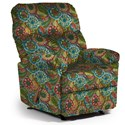 Best Home Furnishings Ares Ares Recliner - Item Number: 2MW34-28118