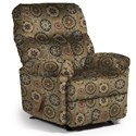 Best Home Furnishings Ares Ares Recliner - Item Number: 2MW34-31223