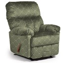 Best Home Furnishings Ares Ares Recliner - Item Number: 2MW34-34562