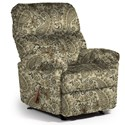 Best Home Furnishings Ares Ares Swivel Glider Recliner - Item Number: 2MW35-24547