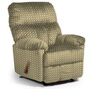 Best Home Furnishings Ares Ares Swivel Glider Recliner - Item Number: 2MW35-25797