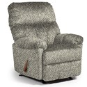 Best Home Furnishings Ares Ares Swivel Glider Recliner - Item Number: 2MW35-26082