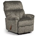 Studio 47 Ares Ares Swivel Glider Recliner - Item Number: 2MW35-26083