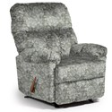 Studio 47 Ares Ares Swivel Glider Recliner - Item Number: 2MW35-27039