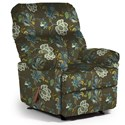 Best Home Furnishings Ares Ares Swivel Glider Recliner - Item Number: 2MW35-28603