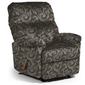 Best Home Furnishings Ares Ares Swivel Glider Recliner - Item Number: 2MW35-28823