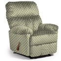 Studio 47 Ares Ares Swivel Glider Recliner - Item Number: 2MW35-28841
