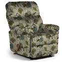 Studio 47 Ares Ares Swivel Glider Recliner - Item Number: 2MW35-29139