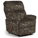Best Home Furnishings Ares Ares Swivel Glider Recliner - Item Number: 2MW35-30103