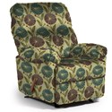 Best Home Furnishings Ares Ares Swivel Glider Recliner - Item Number: 2MW35-31747