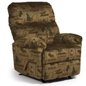 Studio 47 Ares Ares Swivel Glider Recliner - Item Number: 2MW35-31767