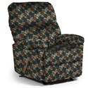 Studio 47 Ares Ares Swivel Glider Recliner - Item Number: 2MW35-33212