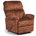 Studio 47 Ares Ares Swivel Glider Recliner - Item Number: 2MW35-34064