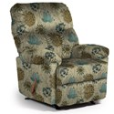 Best Home Furnishings Ares Ares Swivel Glider Recliner - Item Number: 2MW35-34612