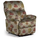 Studio 47 Ares Ares Swivel Glider Recliner - Item Number: 2MW35-34618