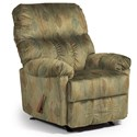 Best Home Furnishings Ares Ares Swivel Glider Recliner - Item Number: 2MW35-34911