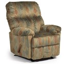 Best Home Furnishings Ares Ares Swivel Glider Recliner - Item Number: 2MW35-34914