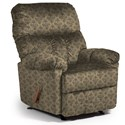Best Home Furnishings Ares Ares Swivel Glider Recliner - Item Number: 2MW35-35239