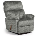 Studio 47 Ares Ares Swivel Glider Recliner - Item Number: 2MW35-35259