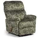Best Home Furnishings Ares Ares Swivel Glider Recliner - Item Number: 2MW35-35503