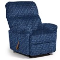 Best Home Furnishings Ares Ares Swivel Glider Recliner - Item Number: 2MW35-39122