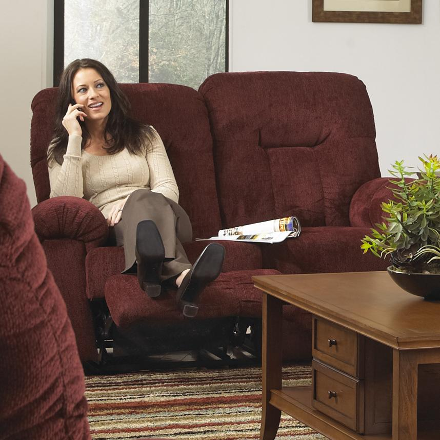 Best Home Furnishings Ares Power Reclining Loveseat - Item Number: L350RP4
