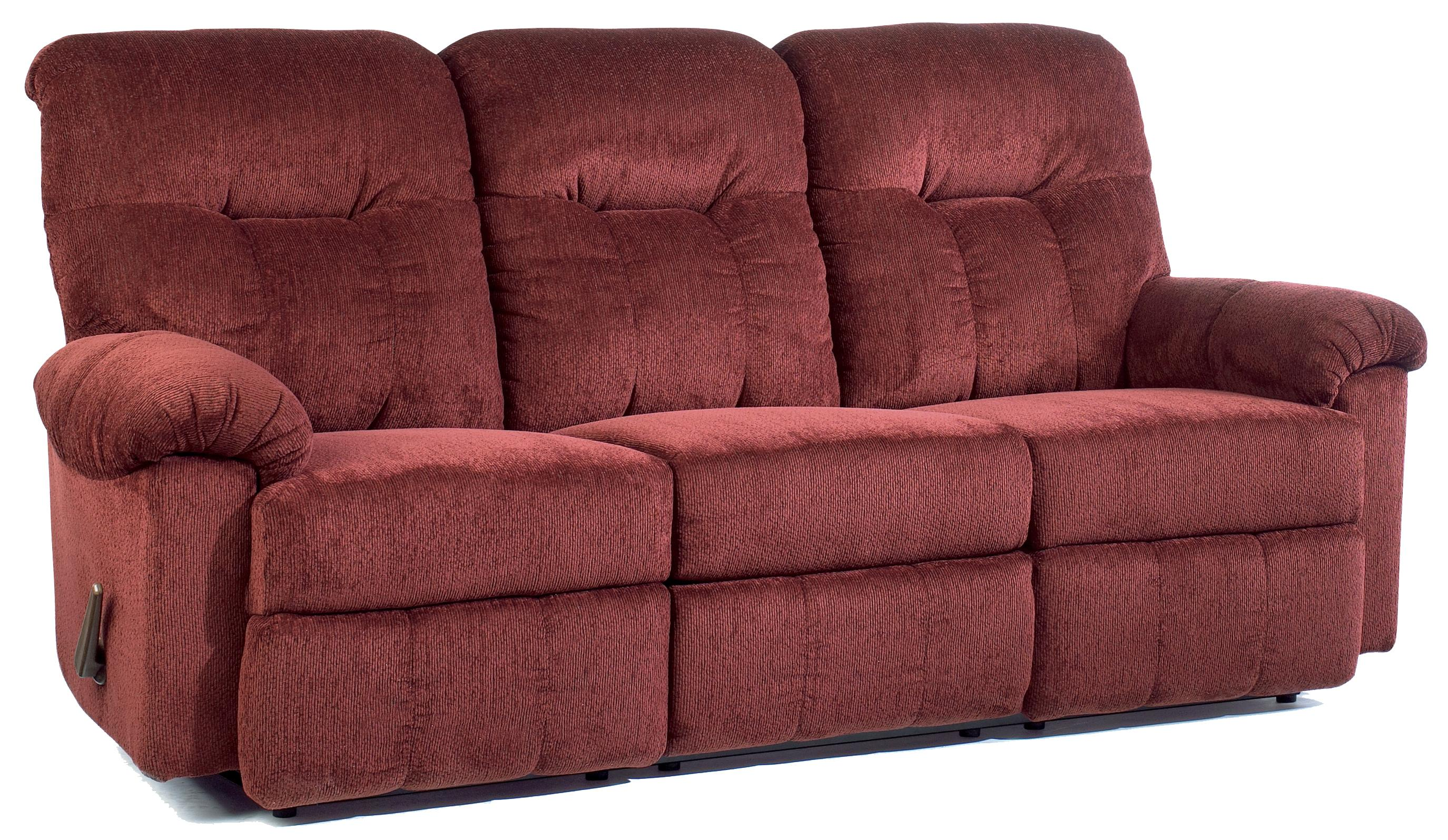 Best Home Furnishings Ares Power Reclining Sofa - Item Number: S350RP4