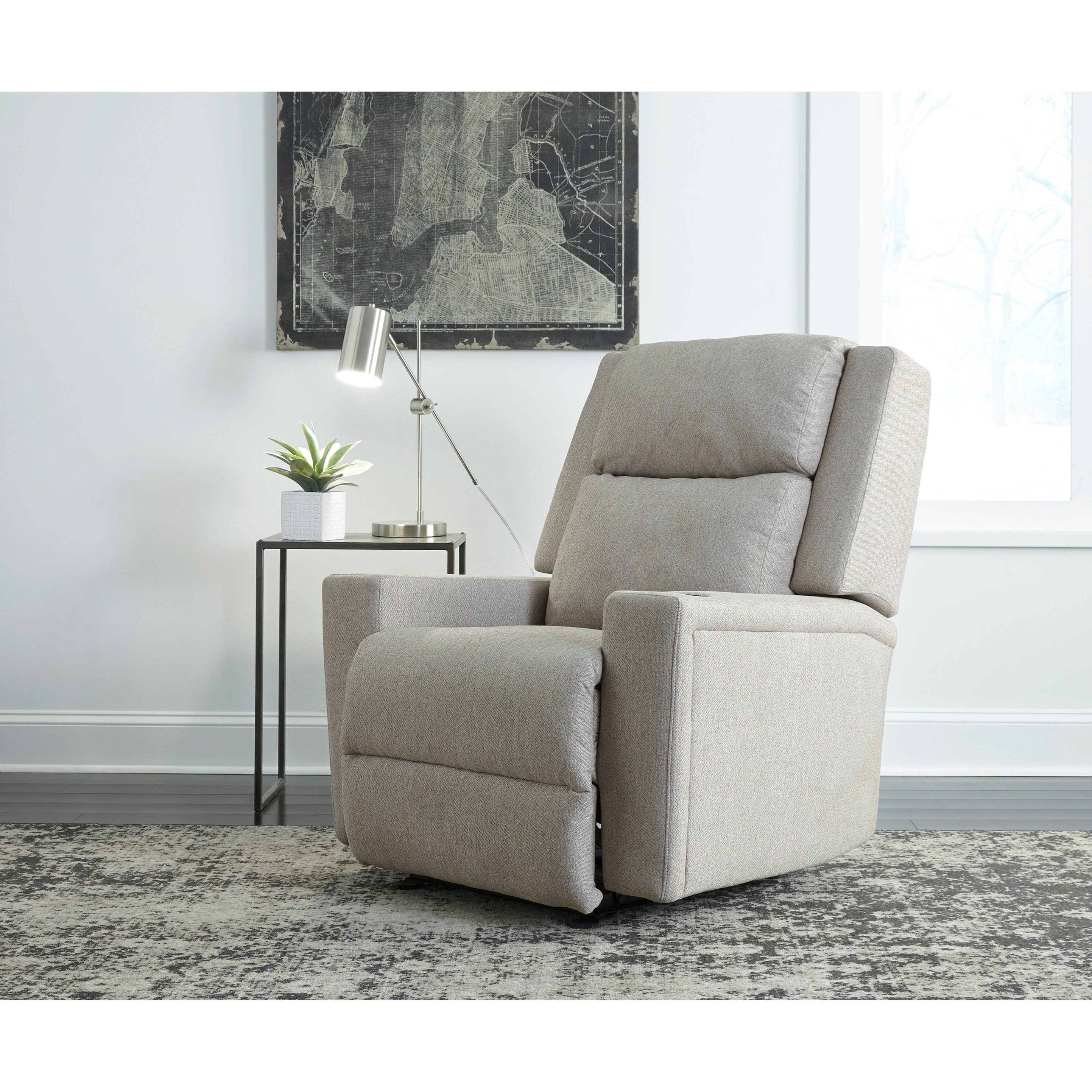 Best Home Furnishings Asher Power Rocker Recliner With