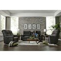 Best Home Furnishings Bayley Reclining Living Room Group - Item Number: S63 Reclining Living Room Group 1