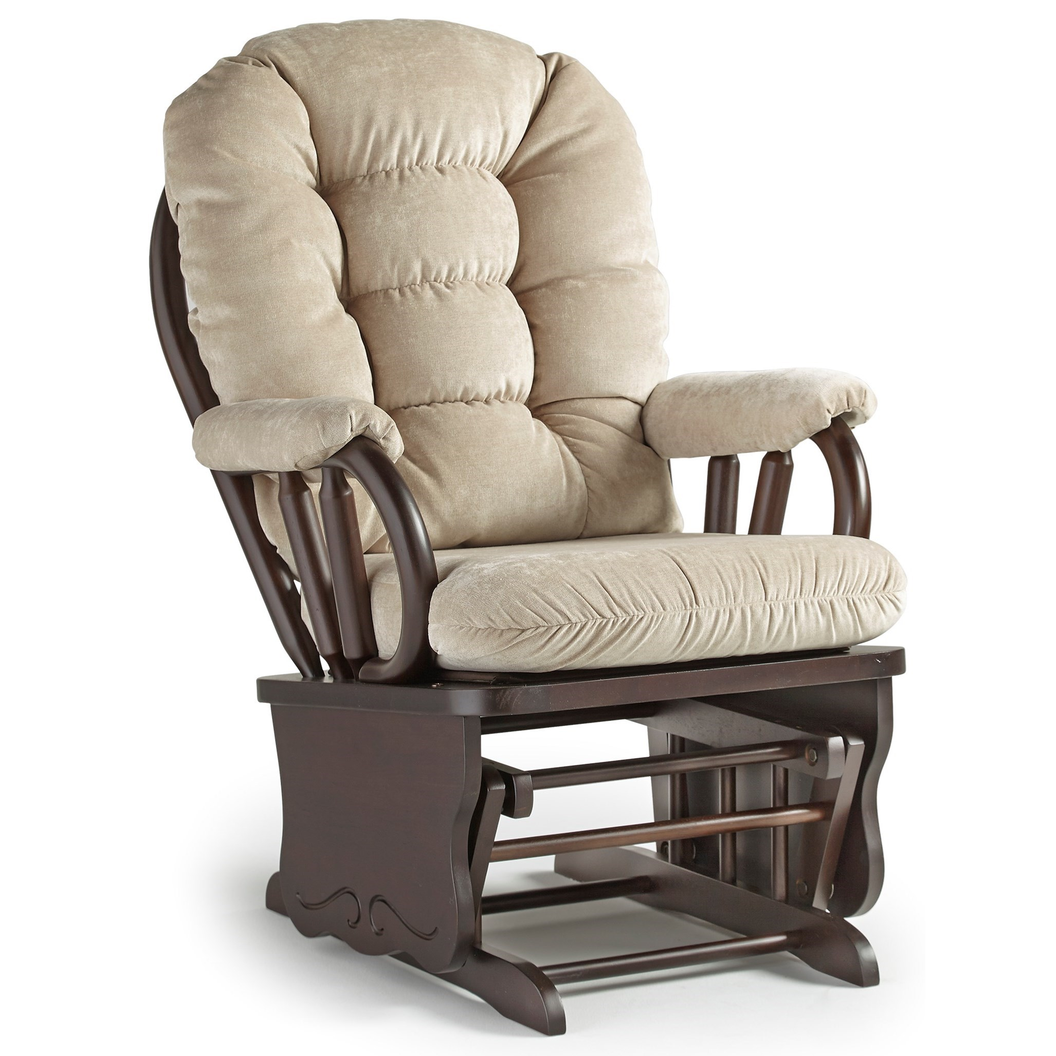 Best Living Room Furniture Brands: Best Home Furnishings Bedazzle C8107 Glide Rocker
