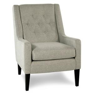 Best Home Furnishings Chairs - Accent Tufted Accent Chair