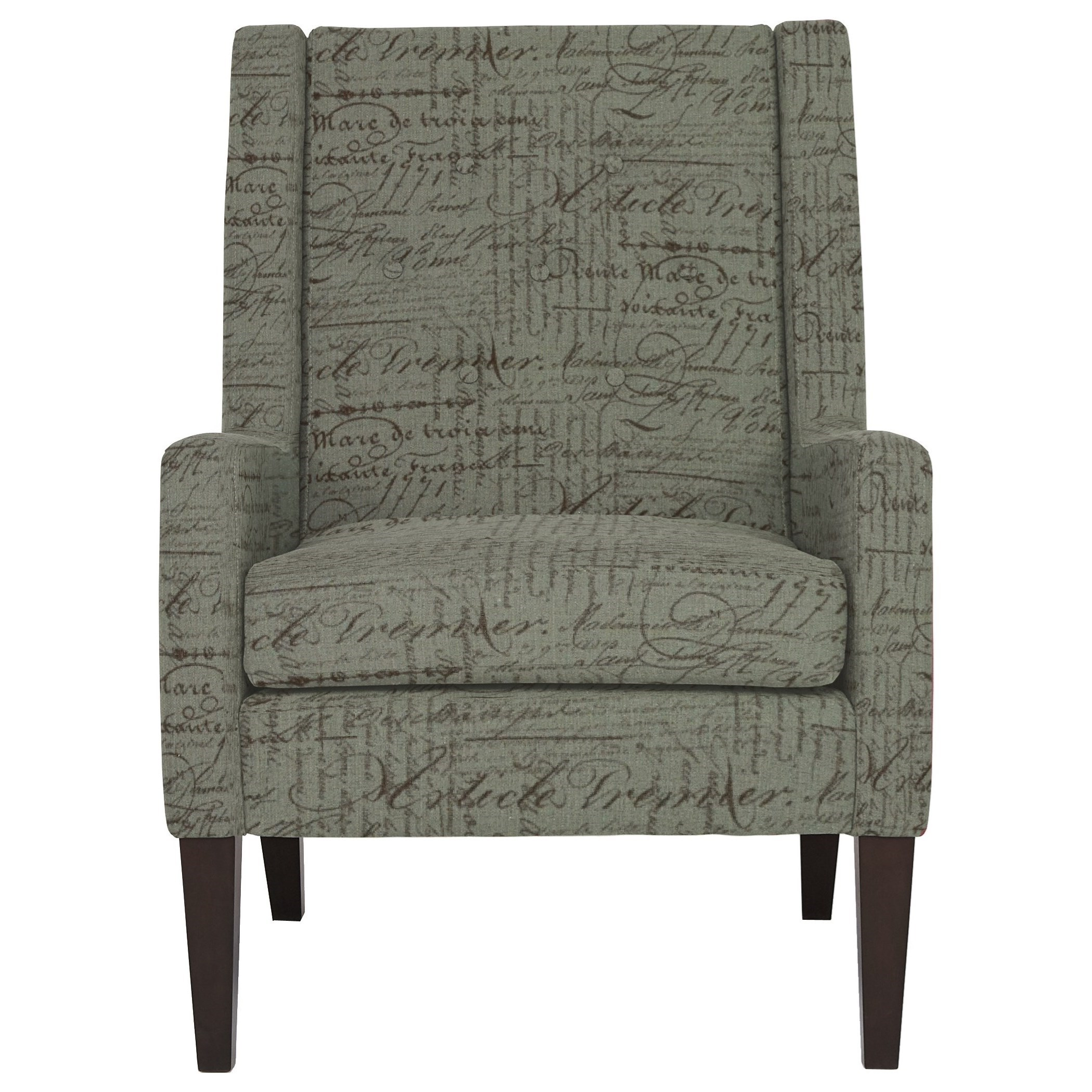 Best Home Furnishings Chairs - Accent Chair - Item Number: 2510E-34592