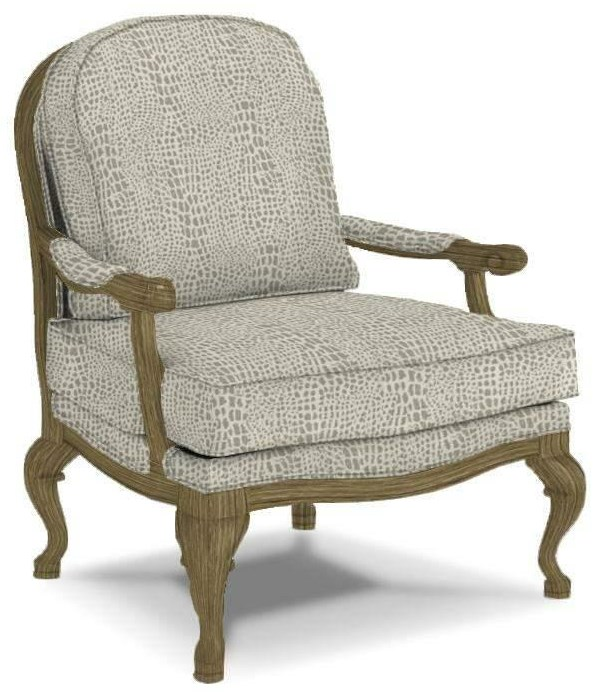 Cogan Ivory Accent Chair