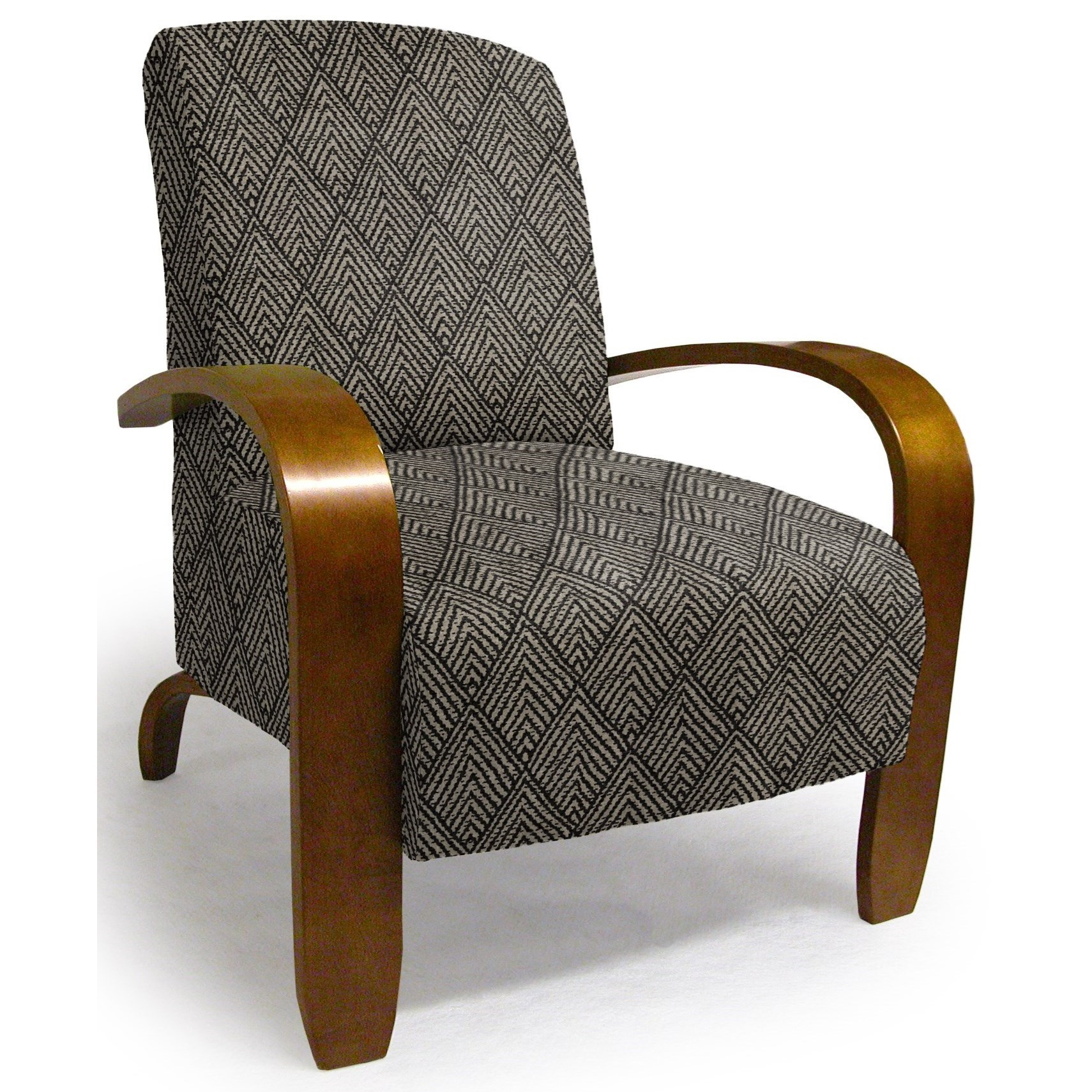 Best Home Furnishings Chairs - Accent Maravu Exposed Wood Accent Chair - Item Number: 3800-31153