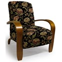 Best Home Furnishings Accent Chairs Maravu Exposed Wood Accent Chair - Item Number: 3800-31923