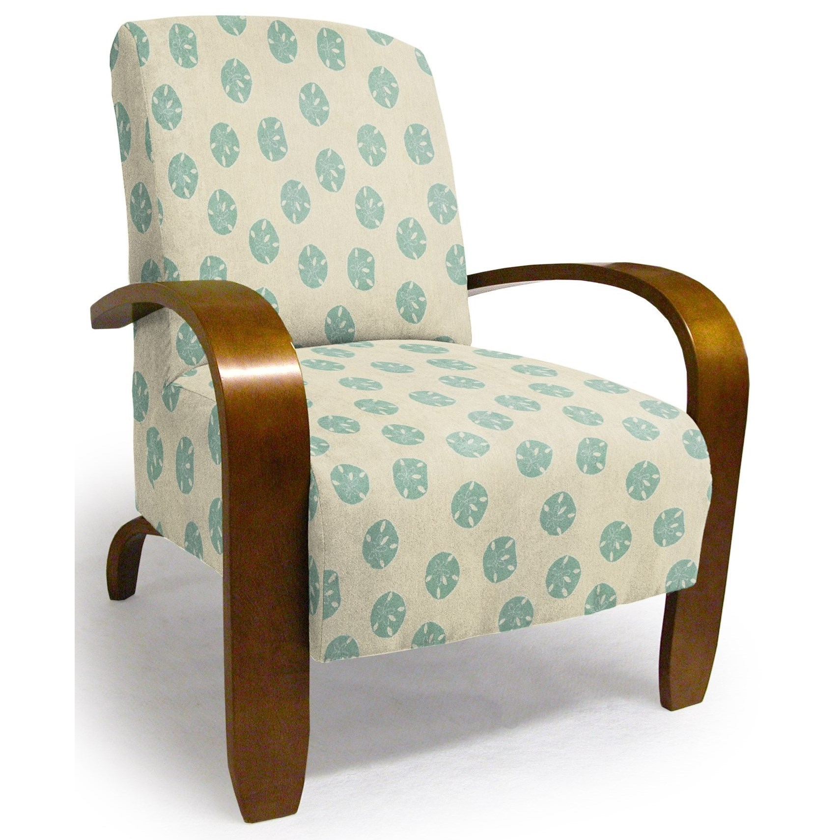 Best Home Furnishings Chairs - Accent Maravu Exposed Wood Accent Chair - Item Number: 3800-35532