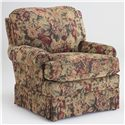 Best Home Furnishings Chairs - Accent Upholstered Club Arm Chair