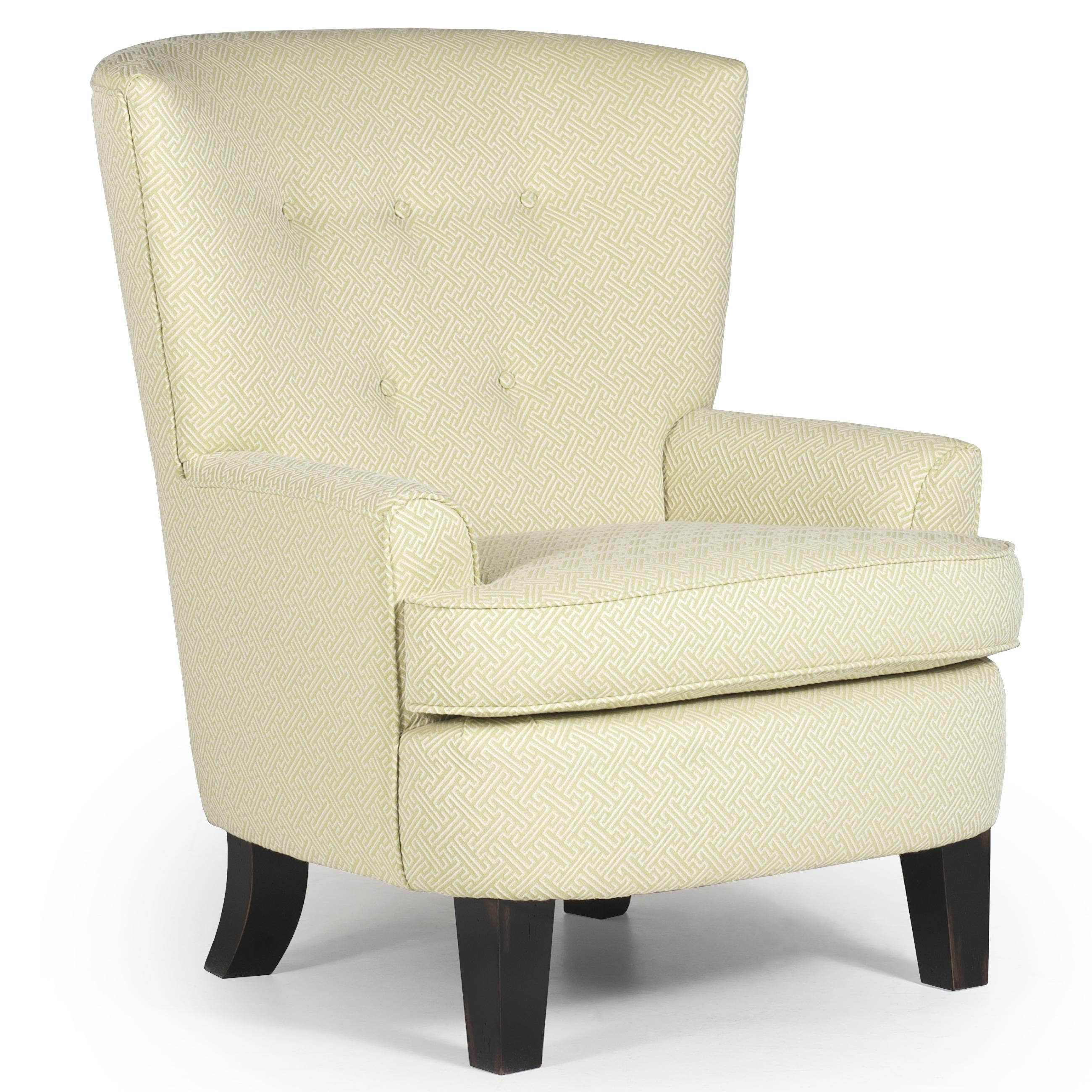 Best Home Furnishings Chairs - Accent Luis Upholstered Chair - Item Number: 7120AB