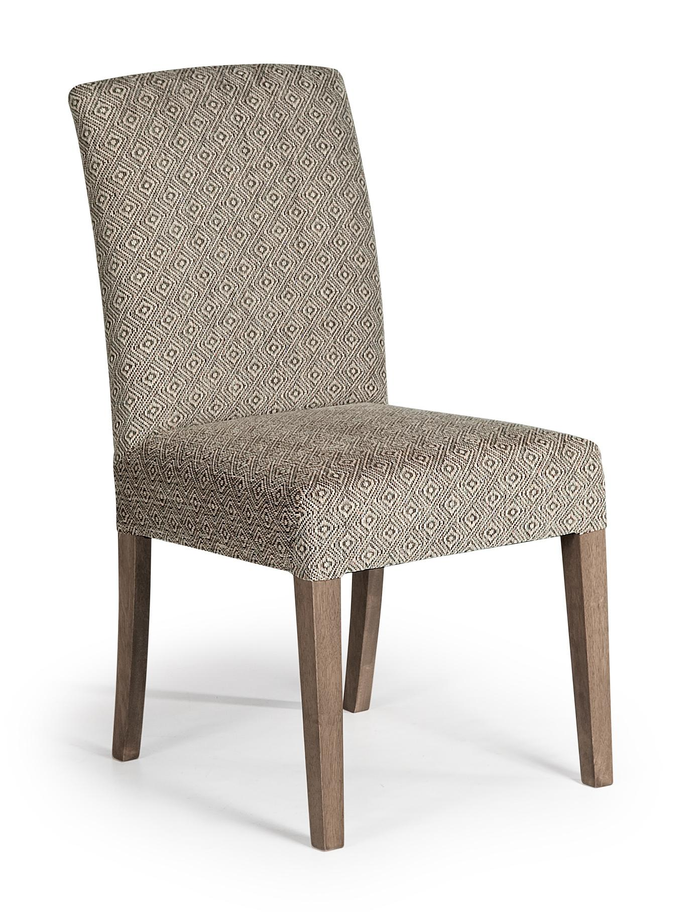 Best Home Furnishings Chairs - Dining Myer Chair - Item Number: 9780