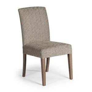 Best Home Furnishings Chairs - Dining Myer Chair