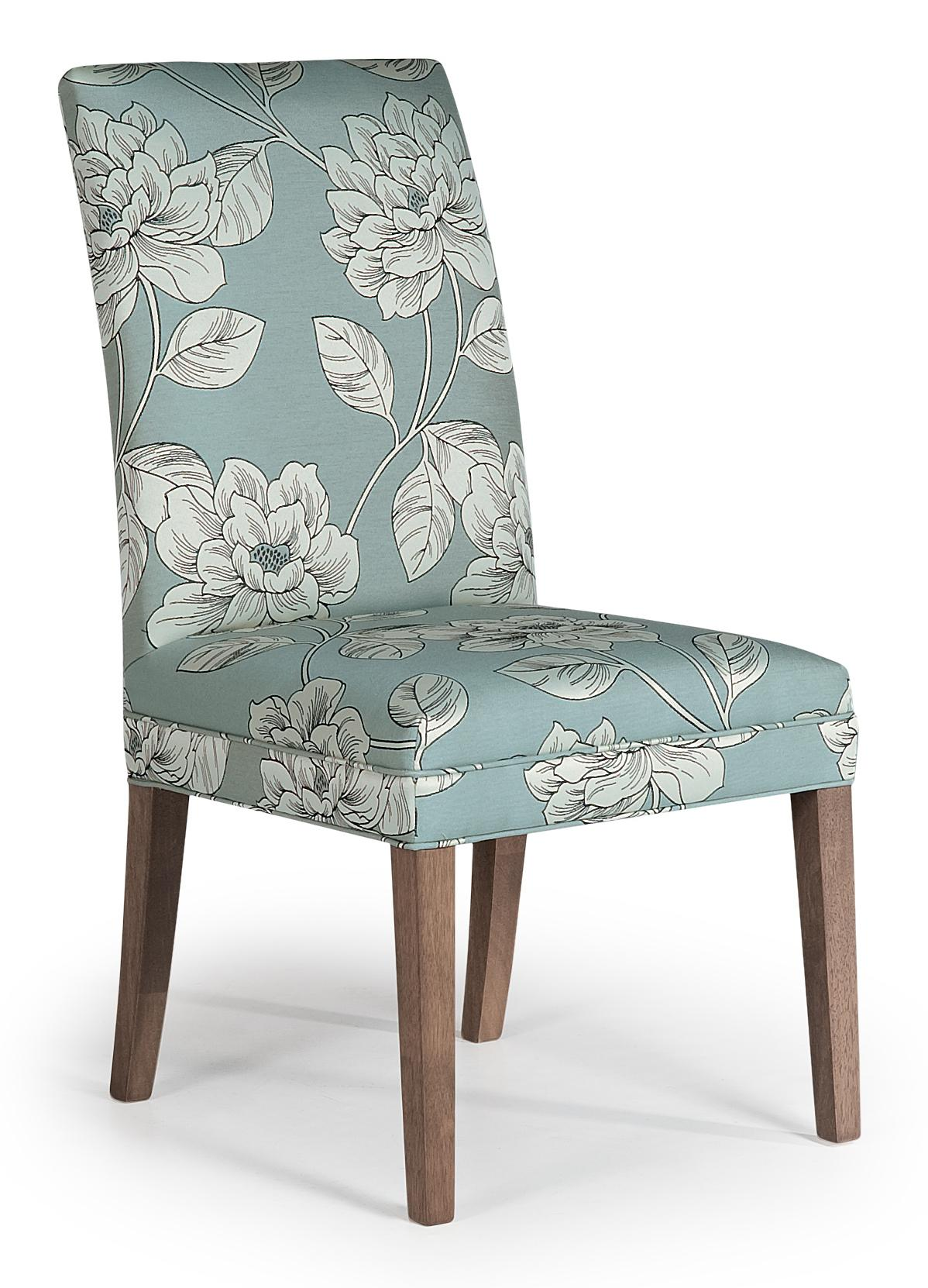 Best Home Furnishings Chairs - Dining Odell Parsons Chair - Item Number: 9800E