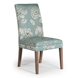 Best Home Furnishings Chairs - Dining Odell Parsons Chair